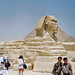 Returning from South Africa - Aug 1995 - It's The Sphinx