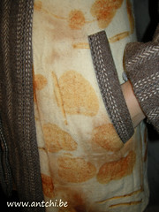 manteau Mariam détail poche