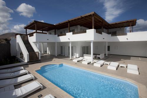 Villa Palmera Puerto Calero - Villas Lanzarote