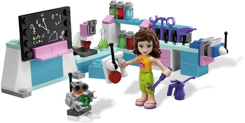 LEGO Friends: Olivia's Invention Workshop 3933