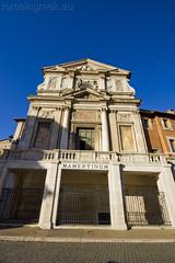 "San Giuseppe dei Falegnami • <a style=""font-size:0.8em;"" href=""http://www.flickr.com/photos/89679026@N00/6575860367/"" target=""_blank"">View on Flickr</a>"