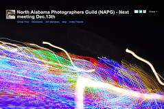 NAPG Abstraction Blurfection Christmas - h534 (SouthernBreeze) Tags: california christmas ca travel blue light red music usa white holiday abstract black blur color green night season logo geotagged fun photography amber photo lyrics al nikon phone song rip email rights license greenpark funk abstraction contact rgb geotag address icm mbp lyric biggerthanme cullman 2011 d90 ascap southernbreeze christmastide napg blurfection cs5 nikond90 intentionalcameramovement wemissyoubuddy joshclaytonfelt