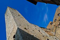 Torre dei Cugnanesi (Jos Garrido) Tags: italy tower italia torre sienna tuscany ita siena sangimignano toscana piazzadelduomo josegarrido viaquercecchio torredeicugnanesi