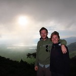 "Us On the Crater Rim <a style=""margin-left:10px; font-size:0.8em;"" href=""http://www.flickr.com/photos/14315427@N00/6599758705/"" target=""_blank"">@flickr</a>"