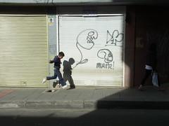 Bogotá CreAcción °* (Sterneck) Tags: bogota creacción creación arte callejero streetart social art politics política bogotá