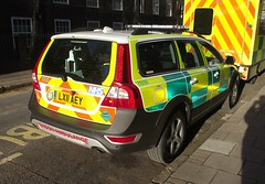 London Ambulance Service / Volvo XC70 / Rapid Response Car / 7859 / LX11 AEY (Chris' Transport Pics) Tags: life uk blue light england film speed hospital lights bars pix fuji threatening united fine 911 blues samsung kingdom ambulance medical health national nhs finepix trust and fujifilm service hd saving emergency medic paramedic savers 112 siren 999 twos strobes lightbars rotators vluu pl81 pl90 sl630 leds s2750