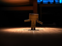 Home Alone (Mad_m4tty) Tags: light home alone isolation hdr danbo danboard