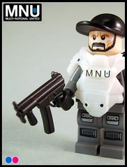 MNU Trooper (Joris Blok) Tags: trooper amazing lego district 9 hazel ama tiny tt armory orrange tactical mp5k mnu