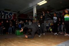 Cyphering (The Original Fab-5) Tags: graffiti live newyears tacoma breakdancing djing 2012 firstnight cyphers fab5
