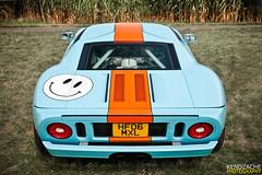 Keep smiling! *Explored* (Keno Zache) Tags: blue orange ford car canon photography eos hp power wheels engine ps smiley sound 40 gt edition rare sportcar keno maisfeld jüchen 400d exoitc zache heritag