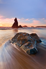 Sinking Dog Rock, Bandon, Oregon (Jared Ropelato) Tags: california wild west art nature beauty landscape unitedstates pacific outdoor vacaville conservation environmental pacificnorthwest environment wilderness pnc conserve ropelato jaredropelato ropelatophotography