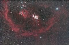 Barnards Loop (ramviswanathan) Tags: orionnebula barnardsloop Astrometrydotnet:status=solved canont2i Astrometrydotnet:version=14400 kenkoskymemo Astrometrydotnet:id=alpha20120189136238