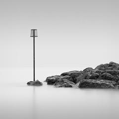 E N D (Weeman76) Tags: longexposure sea bw seascape monochrome mono minimal le southcoast minimalist nd110 paulwheeler afszoomnikkor2470mmf28ged niksoft silverefexpro2 paulsimonwheeler