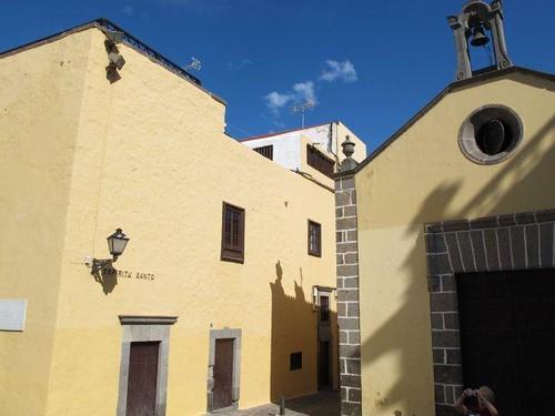 Ermita del Espiritu Santo y Calle Espiritu Santo