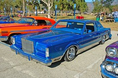 Majestics CC Picnic (KID DEUCE) Tags: california car club picnic cc oldcar lowrider carshow newyearsday 2012 irwindale customcar majestics