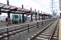 No Pants Light Rail Ride 2012 (Atomic Taco) Tags: city improv emerald nopants soundtransit improveverywhere linklightrail