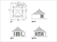 Mushola sederhana di daerah tangerang1 (rumahdesain2000) Tags: tangerang bangunan sederhana mushola rencana rumahibadah projectlists