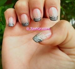 Unha de ano novo ! (Raah Grassine) Tags: art nail unhas esmalte nailarts