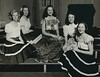 1945 The head of Misiones Beatrice Dingwell and four of her assistants