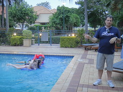I told them .... (sccart) Tags: brisbane birthdayparty brisvegas bulimba iwish kidsinthepool saturdayafternoongame todds50 ferrariinoxford ofcricket aussiefloater