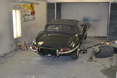 "1966 Jaguar XKE • <a style=""font-size:0.8em;"" href=""http://www.flickr.com/photos/85572005@N00/6704714245/"" target=""_blank"">View on Flickr</a>"