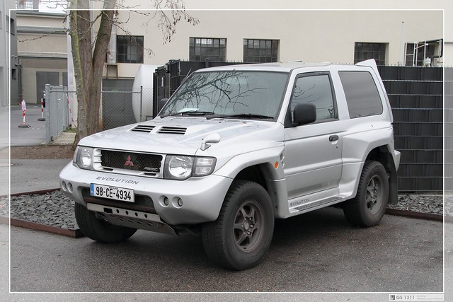 pictures auto wallpaper cars car silver photo automobile 2000 foto image photos picture evolution images fotos vehicle 1997 autos bild mitsubishi bilder pajero silber plateado automobil silbern argenté argenteo