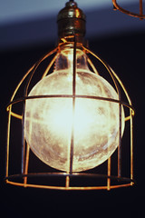 Cage4 (7) (MW O_o) Tags: handmade maciek thomasedison droplight worklight pendantlight pendantlamp wilkos worklamp industriallight edisonbulb maciekwilkos industriallamp cagelight factorylamp cagelamp factorylight vintagelampvintagelight factory514 factory514ca