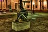 Head in Hands (Ramiro Marquez) Tags: city woman statue germany naked nude deutschland europe stuttgart center schlossplatz hdr newpalace neueschloss