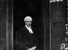 January 18,1929 (National Library of Ireland on The Commons) Tags: 1920s ireland portrait dublin january wigs gown 18 friday barrister lawyer 1929 twenties leinster solicitor legalprofession nationallibraryofireland calledtothebar independentnewspaperscollection rklaw robertkennethlaw