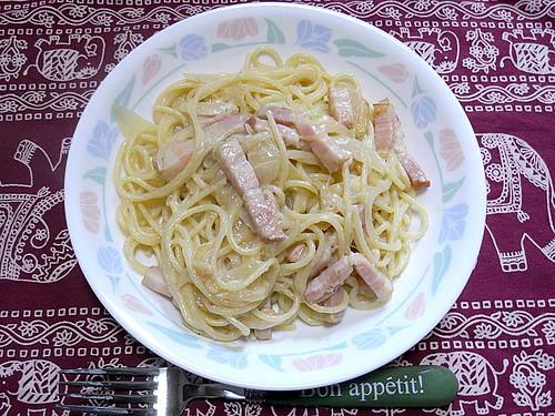 2012年1月19日の昼ご飯