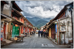 Dali Village, Yunnan China (Zen Darius) Tags: mygearandme musictomyeyeslevel1