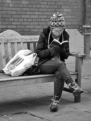 Intense Read (jaykay72) Tags: street uk blackandwhite bw london candid streetphotography coventgarden londonist stphotographia