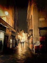 Via S.Rocco (Fil.ippo (AWAY)) Tags: rain night san sigma iso plug mean noise 1020 filippo rocco trieste reduction rumore riduzione abigfave d5000 flickrdiamond