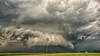 Spring Storm (Marvin Bredel) Tags: storm oklahoma weather clouds thunderstorm severe canoneos40d may2010 marvinbredel therebeastormabruing