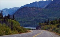 Alaska mountain landscape (blmiers2) Tags: travel mountain alaska landscape nikon highway klondike d3100 blm18 blmiers2