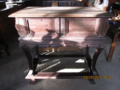 Altar Table (Leo Cloma) Tags: furniture antique philippines bulacan antiques cloma