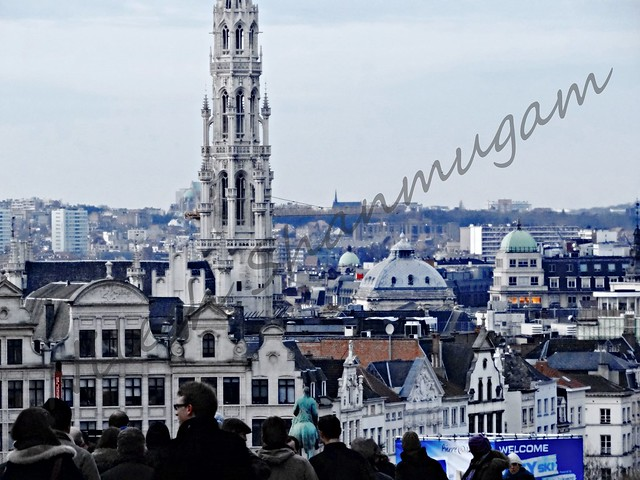 The city of Brussels