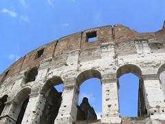 roman colosseum (jess.godfrey) Tags: rome roman colosseum