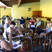 Writing workshop in Costa Rica (photo: Rick Brazeau)