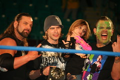 James Storm and Jeff Hardy