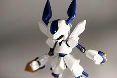 BANDAI D-Arts Head scissors[Rokusyou] 06 (lillyshia) Tags: darts bandai headscissors medarot rokusyou ヨウハク
