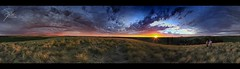 Thunderstorm at sunset (Frank Kehren) Tags: sunset panorama clouds canon washington unitedstates 15 thunderstorm f11 hdr palouse ef15mmf28fisheye canoneos5dmarkii stateroute272