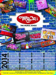 Tats Cru 2014 (tatscruinc) Tags: graffiti commercial tatscru themuralkings tatscrucalendar