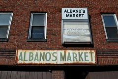 Albano's Market, Springfield, Mass. (63vwdriver) Tags: italian market massachusetts springfield mass albanos