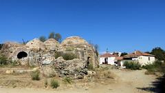 Ancien hammam, Dzce (Raymonde Contensous) Tags: architecture turquie hammam izmir dzce seferihisar oldhammam villagesturcs dzcevillage