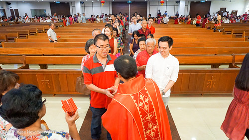 Chinese New Year Mass 2016