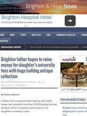 http://www.collectibulldogs.com/blog/collectibulldogs-makes-the-local-news making the local news thanks admin #blog #news #mycollection  #Brightonblogger #Brighton #sussex #bulldogs #proud (eiffion.ashdown78) Tags: news proud sussex blog brighton bulldogs mycollection brightonblogger