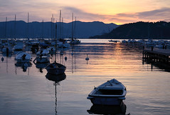 Tramonto a Lerici (acca-67) Tags: sunset nikon tramonto ngc lerici nikond5100