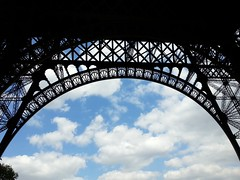Eiffel Tower, Paris, May 2016