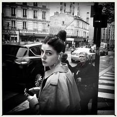 Paris Noir series
